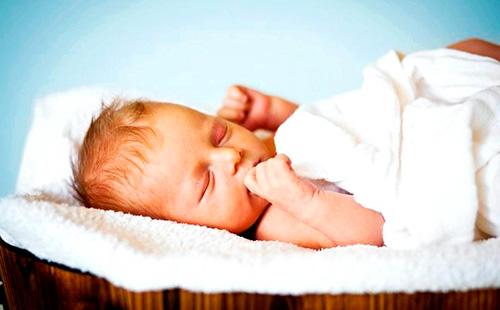 Заболевания новорожденных при несовместимости