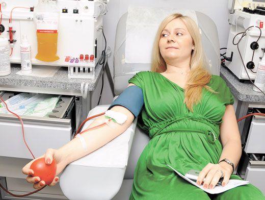 Можно ли быть донором крови Жар Что