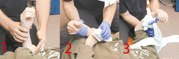 Как остановить кровь при порезе пальца в домашних условиях - Astro-athena.Ru