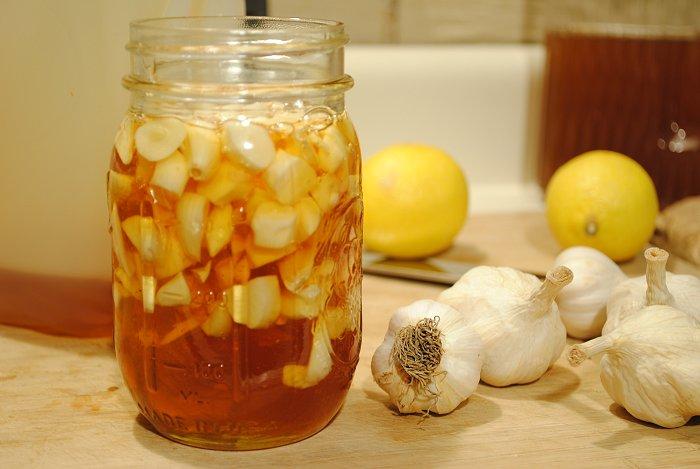 Рецепт чистки сосудов с лимоном и мёдом