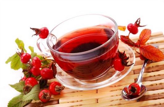 Рецепт №2. Чай из шиповника