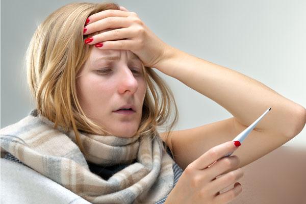 Рост реакции при заболеваниях