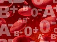Самая популярная группа крови