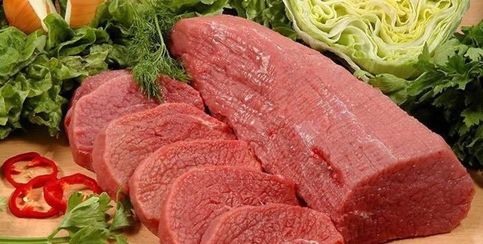 Мясо и морепродукты