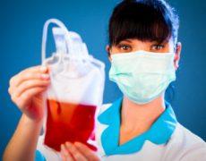 Последствия процедуры переливания крови
