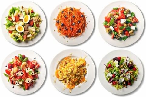 Рацион питания и полезные продукты