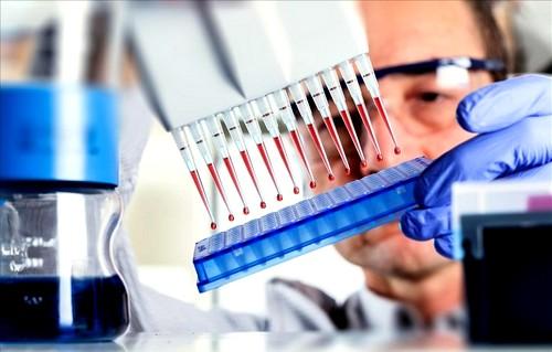 Поэтапное исследование крови