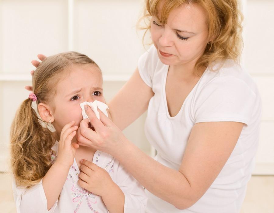 Алгоритм остановки кровотечения из носа у детей