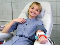 Сдача донором плазмы крови