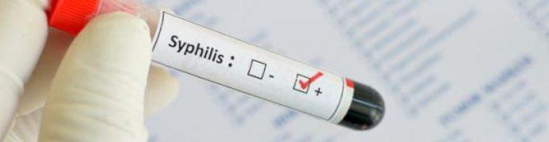 Результаты анализа крови на РМП
