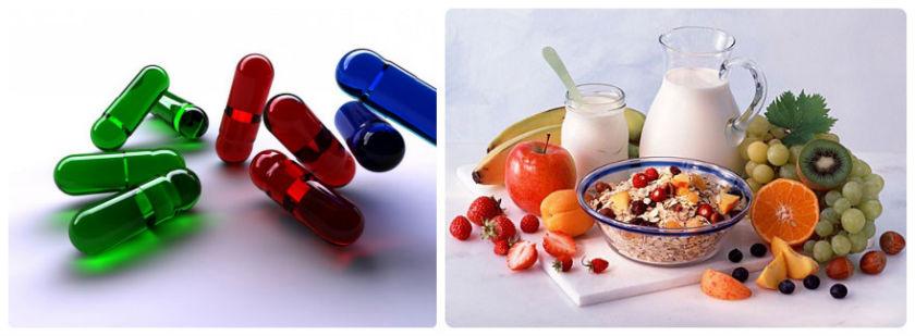 Питание для восстановления крови