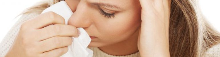 Причины появления крови из носа