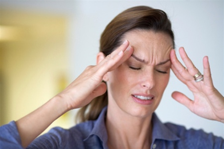 Симптомы нарушения