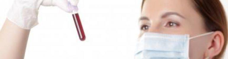 Измерение гематокрита у женщин в крови