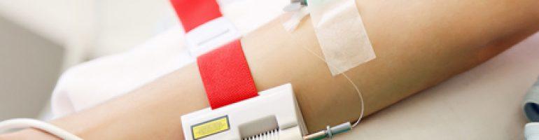 Инновационный метод облучения крови лазером