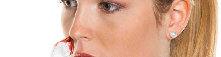 Почему часто идет кровь из носа