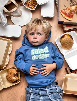 Детский лейкоцитоз