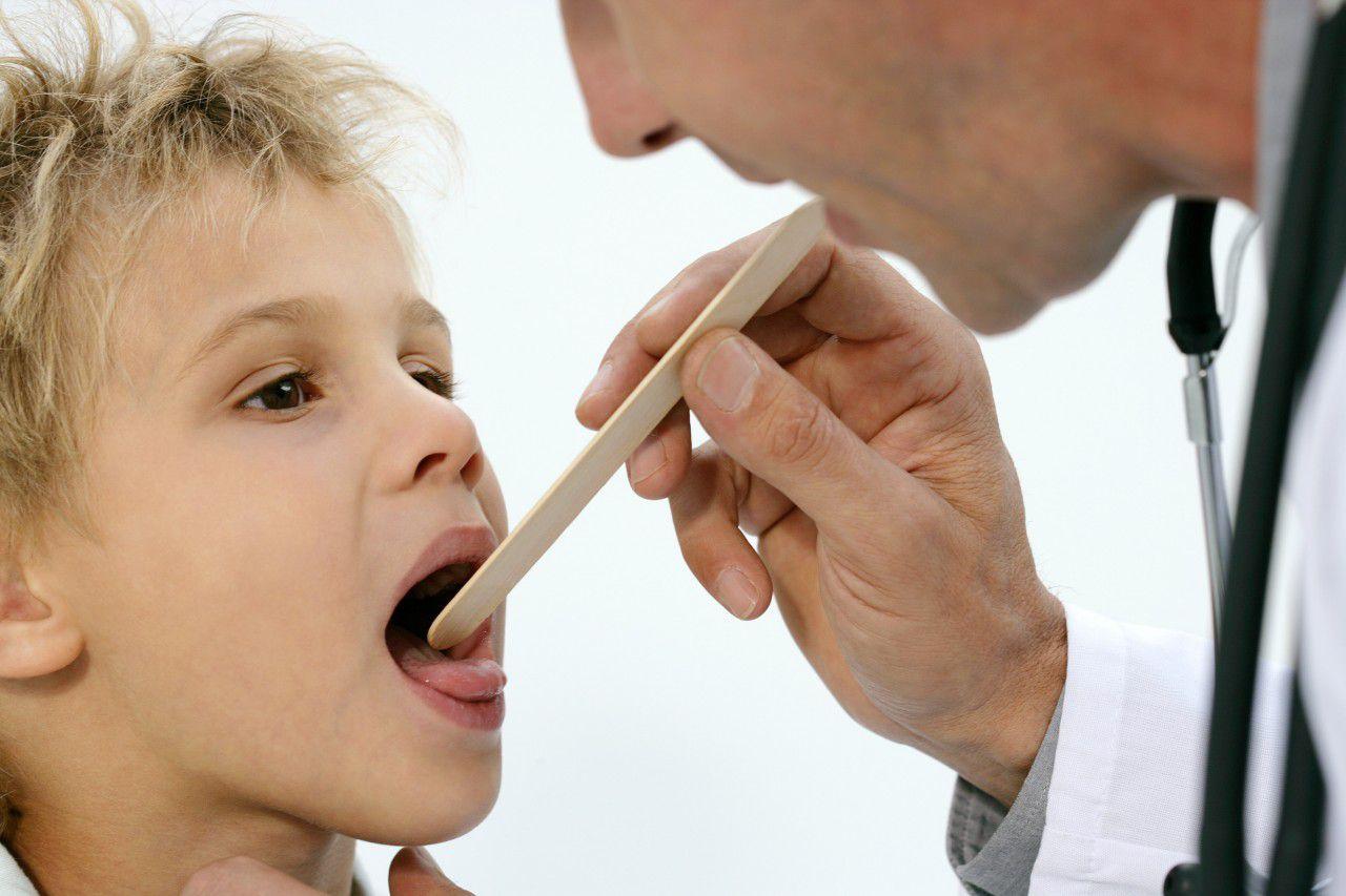 Детская лейкопения