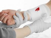 Первая помощь при разных видах кровотечений