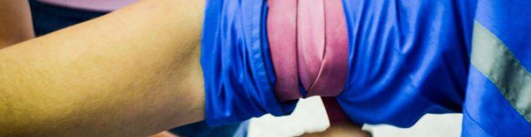 Особенности и способы остановки артериального кровотечения