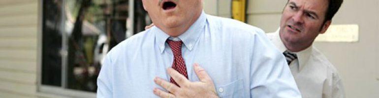 Симптомы одышки при сердечной недостаточности