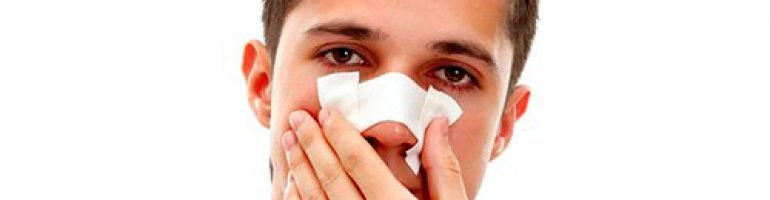 С чем связано появление крови из полостей носа