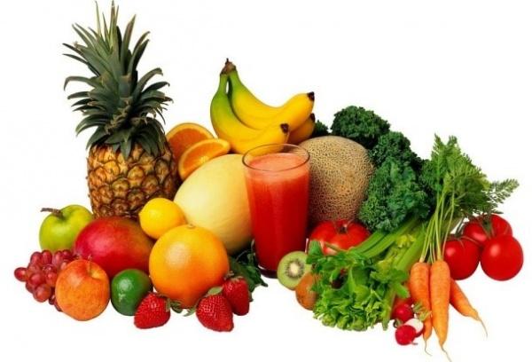 Поступление в организм витаминов