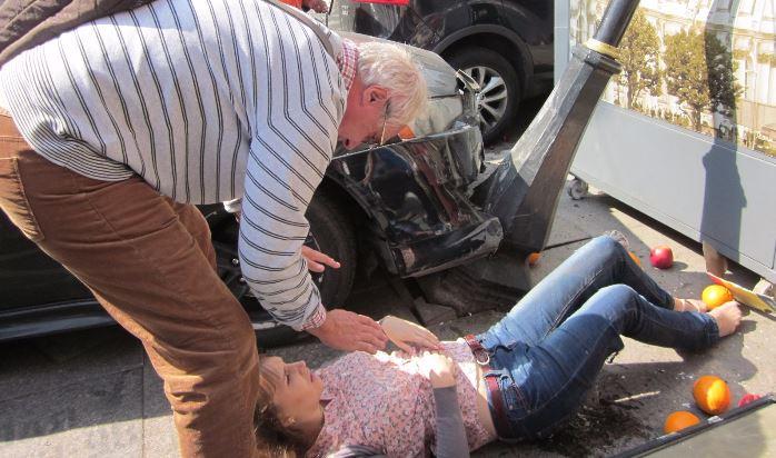 Помощь при геморрагическом шоке