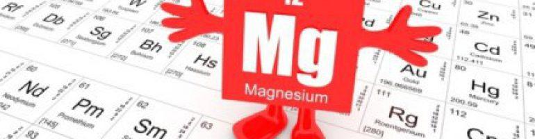 Роль магния в крови