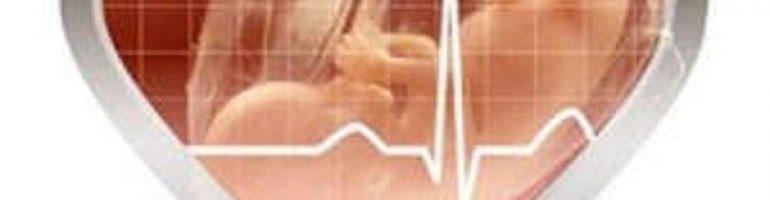 Прослушивание сердцебиения плода